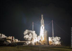 Ariane 5 100th Arianespace