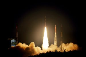 india s pslv launches two british satellites for sstl