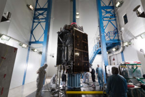 air force to award 7 2 billion contract to lockheed martin for 22 gps satellites