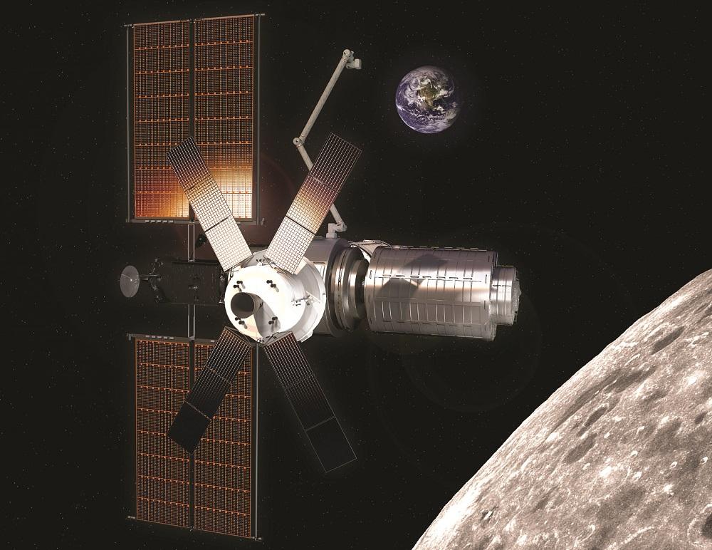 lunar deep space - photo #2