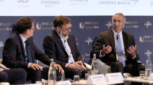 satellite operators spar on spectrum sharing