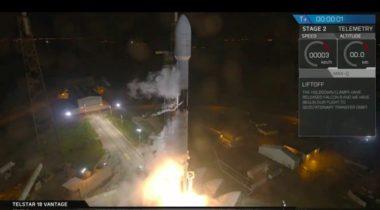Falcon 9 Telstar 18V