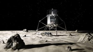 commercial lunar lander companies update mission plans