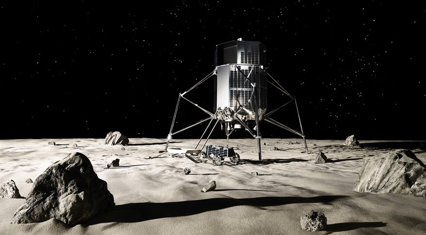 SpaceX signs customer looking to explore the moon