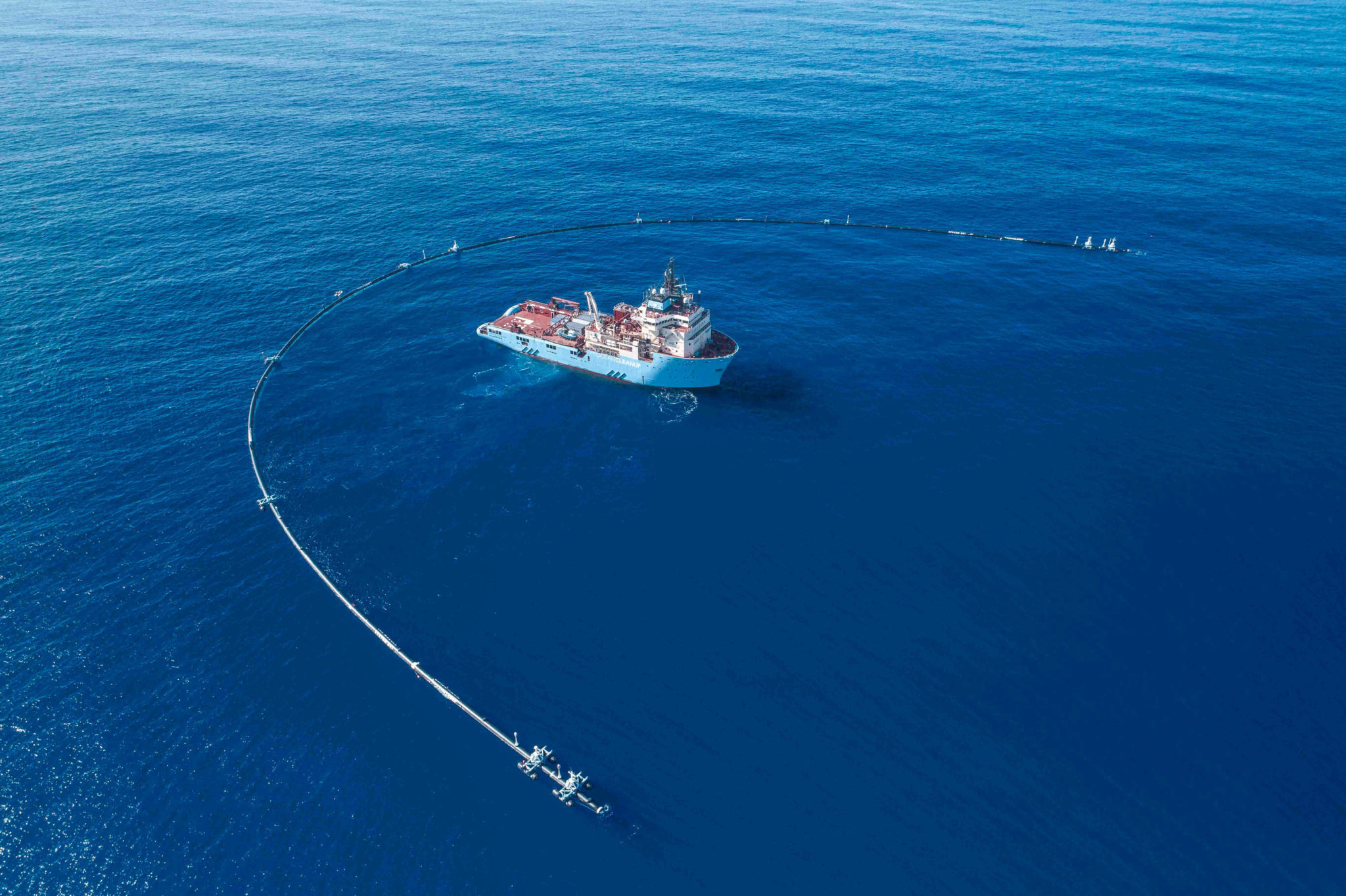 FIRST UP Satcom | Thales InFlyt eyes global Ka-band network • Iridium to connect Ocean Cleanup effort • SES opens Isle of Man teleport