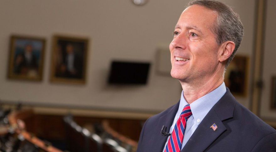 Rep. Mac Thornberry (R-Texas), chairman of the House Armed Services Committee. Credit: YouTube