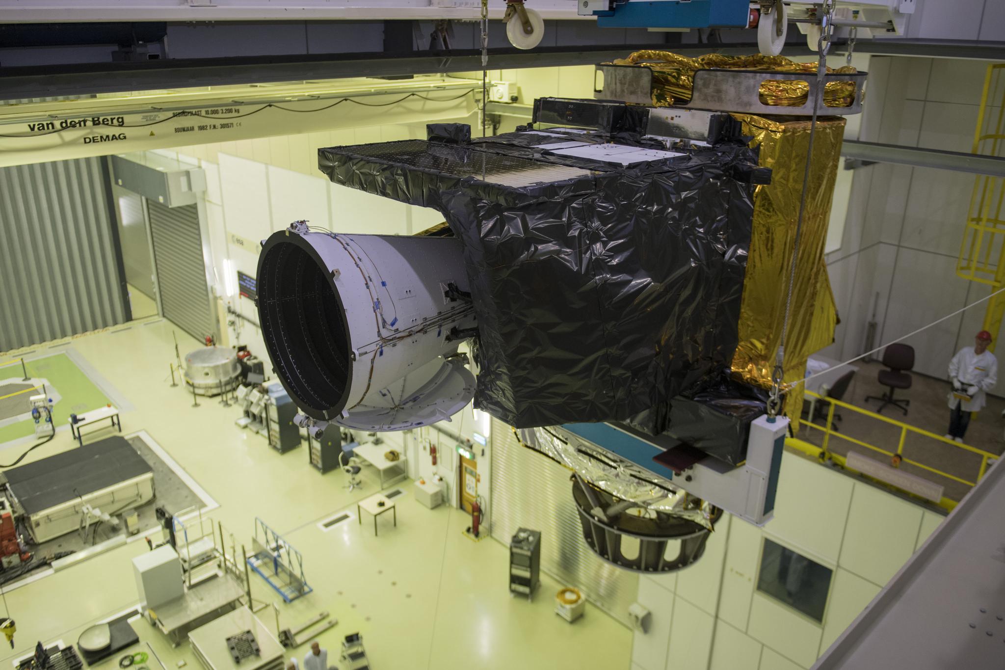 Thales Meteosat ESA