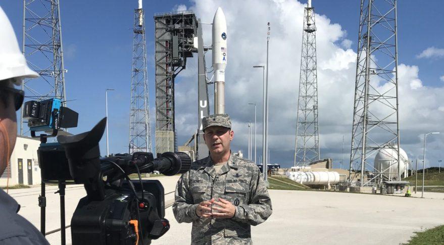 AEHF-4 Webcast Brig Gen Schiess