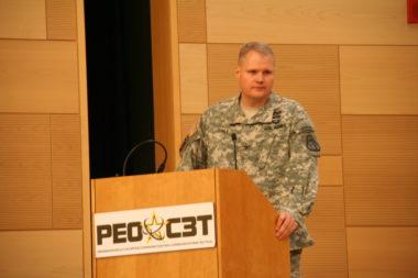 Col. Greg Coile