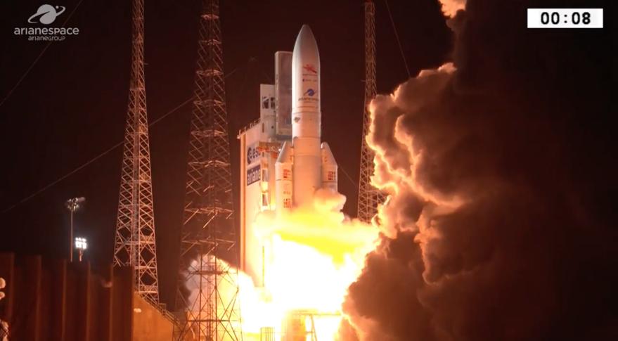 BepiColombo Ariane 5 launch
