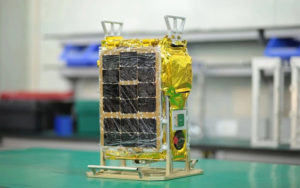 spacety has four more satellites in orbit following second mission of 2018