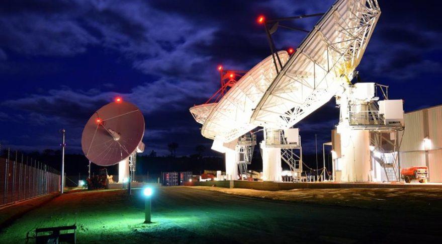 NBN's Wolumla Ground Station. Credit: NBN