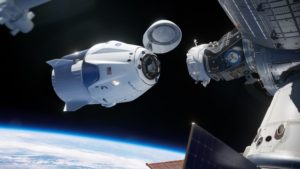 nasa gives go ahead for spacex commercial crew test flight