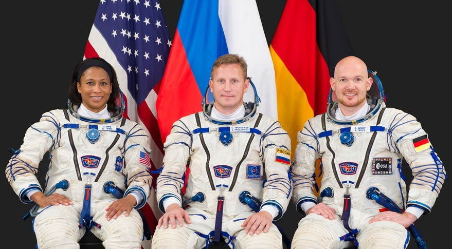NASA astronaut still baffled by removal from ISS mission