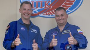 nasa astronaut still confident in soyuz after launch abort