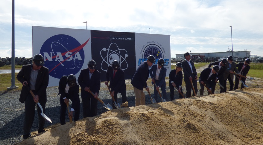 Rocket Lab Selects Wallops For U S Launch Site
