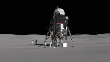 Lockheed Martin lunar lander