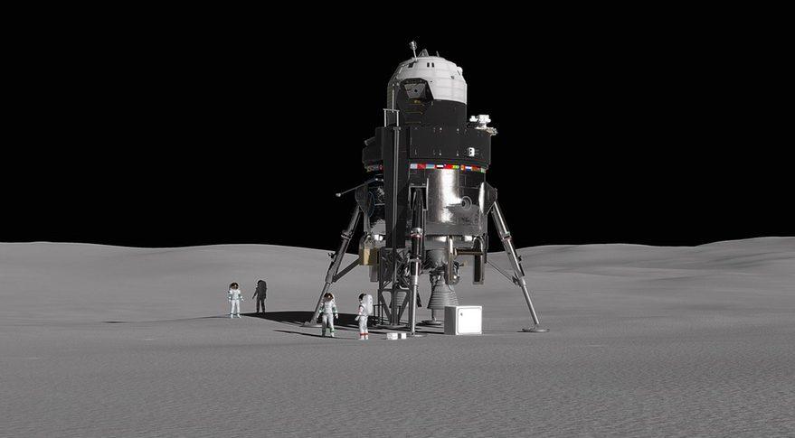 Retour vers la Lune : Esa, RosCosmos, Jaxa, Nasa, Chine, Inde Lm-lm-879x485