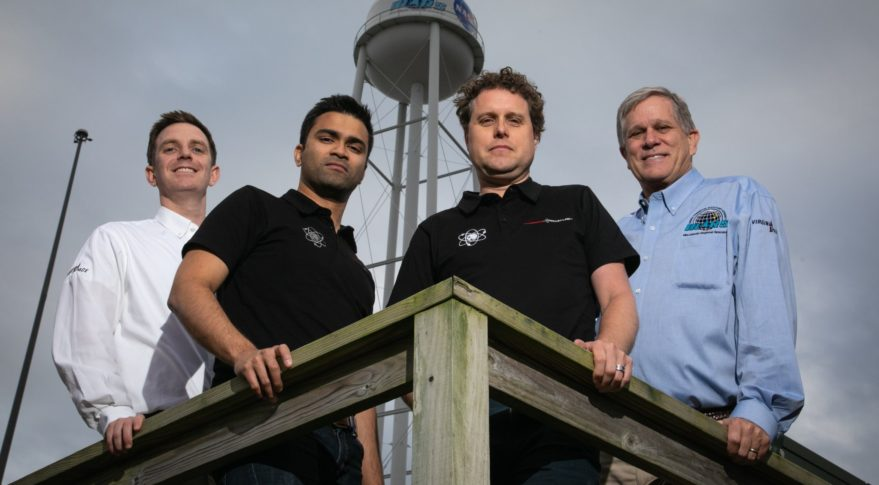 Startup plans to launch small satellites from Virginia coast
