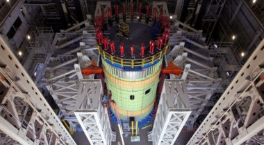 SLS core interstage