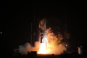 china s latest beidou satellite launch clears way for chang e 4 lunar far side mission