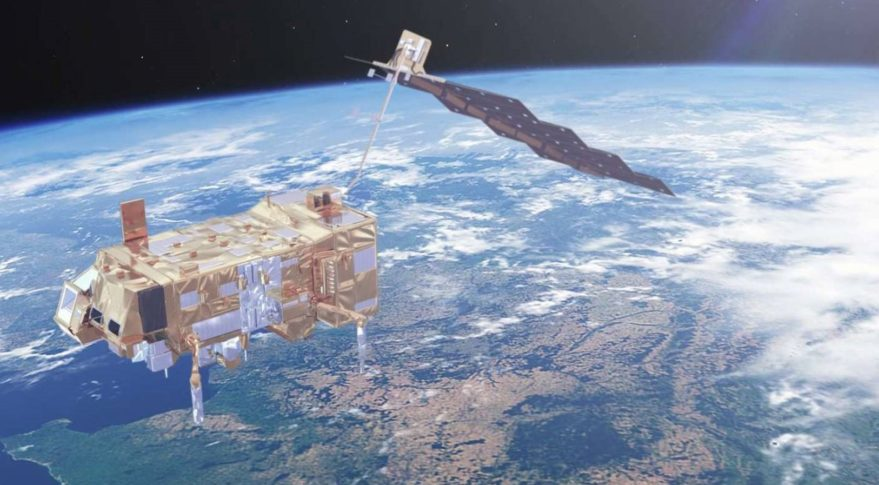 Metop-C-satellite