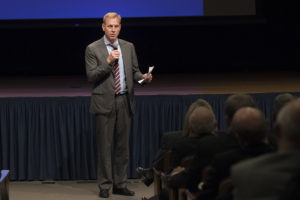 Deputy Secretary of Defense Patrick Shanahan. Credit: DoD