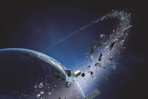 will megaconstellations cause a dangerous spike in orbital debris