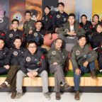 The Spacety team. Credit: Spacety