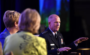 air force vice chief says space procurement is on the right path