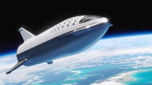 FCC license application sheds light on SpaceX vehicle testing plans