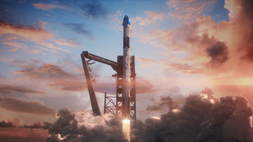 NASA and SpaceX still aiming for January commercial crew test flight
