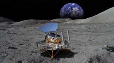Lockheed Martin McCandless Lunar Lander