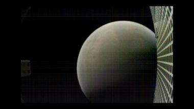 MarCO Mars image