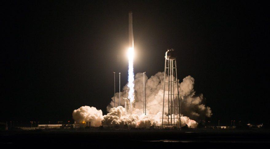 NG-10 Antares Cygnus launch