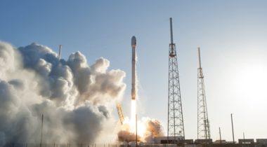 TESS Falcon 9 launch