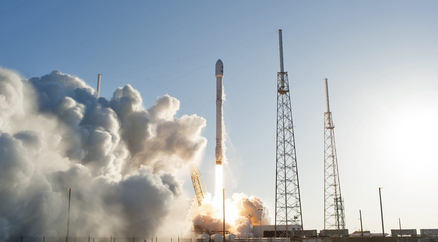 TESS Falcon 9 launch