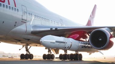 Virgin Orbit LauncherOne