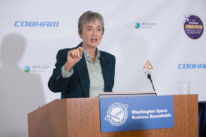 The 2nd Annual SpaceNews Awards for Excellence & Innovation on Monday, December 3, 2018 at Hogan Lovells in Washington, D.C.