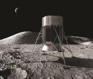 Draper Artemis-7 lander concept. Credit: Draper