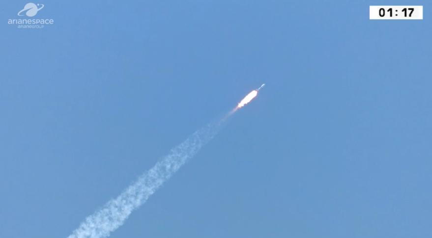 Soyuz CSO-1 Arianespace