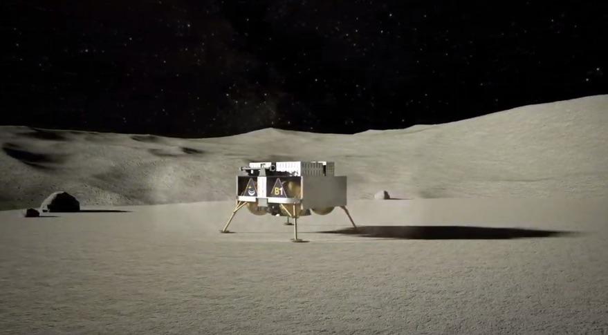 Crow B1 lander