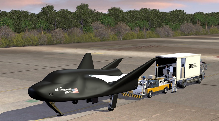 Dream Chaser cleared to begin full-scale production