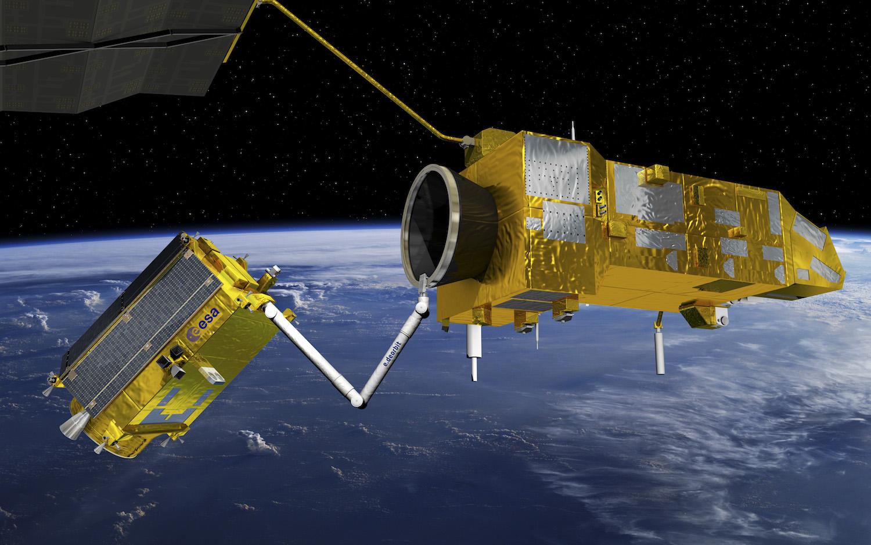 e.deorbit ESA