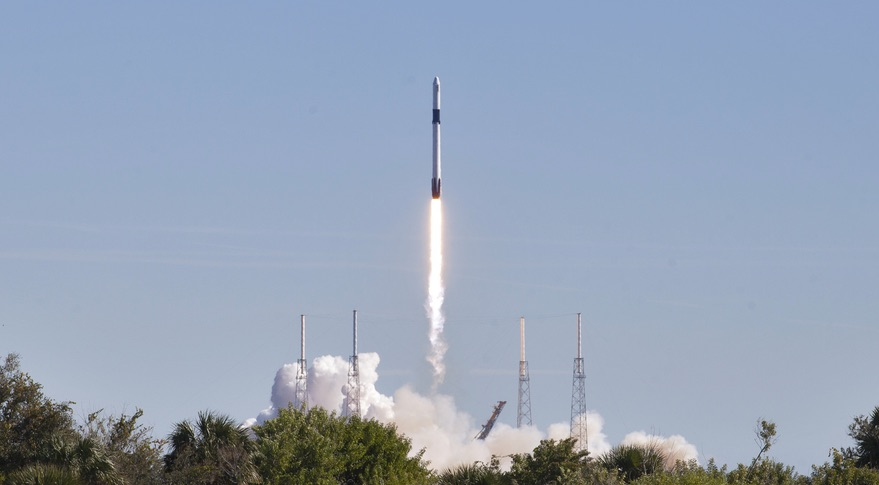 Falcon 9 CRS-16 launch