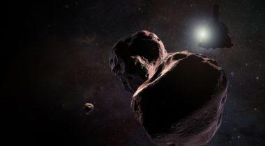 New Horizons MU69 flyby