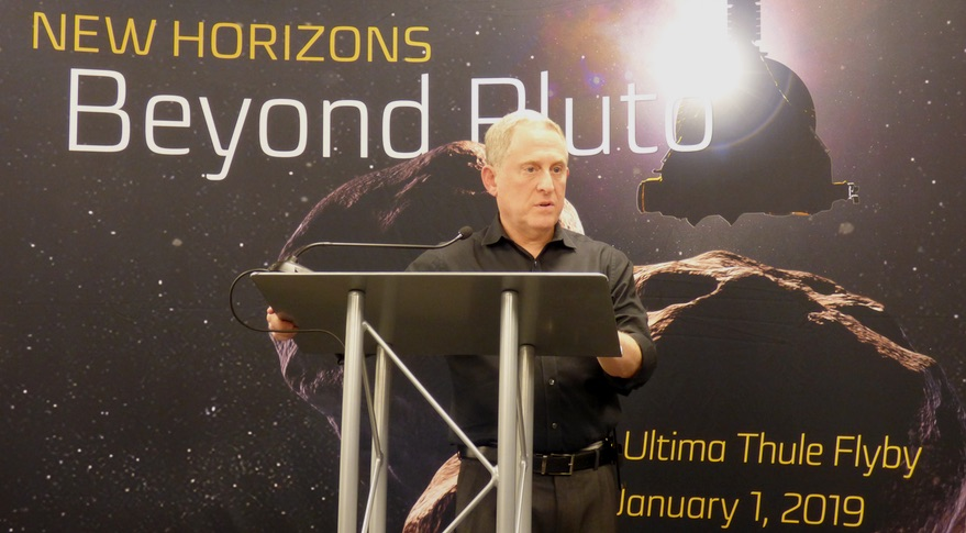 NASA announcement: New Horizons set for historic flyby TOMORROW
