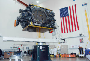 Intelsat-36 SSL