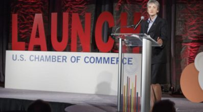USCC Chamber Launch Space Heather Wilson