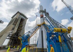 VS20 Soyuz Arianespace CSG